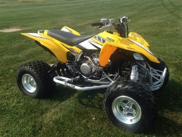 Yamaha sport quads raptor and yfz450 for sale in for Yamaha raptor 125 for sale