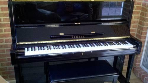 Yamaha u1 upright piano for sale in elizabethton for Yamaha u1 professional upright piano