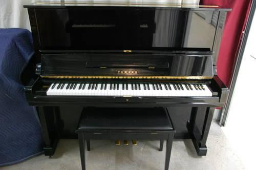 Yamaha upright piano model u3 for sale in poughkeepsie for Yamaha upright piano models