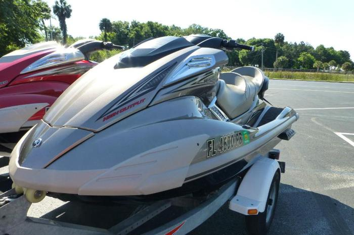 Yamaha waverunners 2008 fx sho and 2010 fx ho with dual for Yamaha outboard service san diego