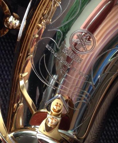 Yamaha YAS 475 Alto Saxophone