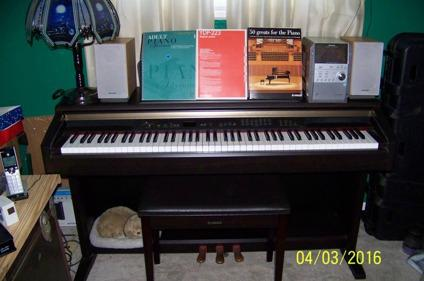 yamaha ydp 223 digital piano for sale in virginia beach