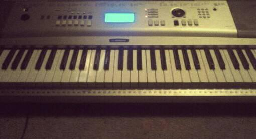 Yamaha ypg 235 keyboard for sale in starke florida for Ypg 235 yamaha