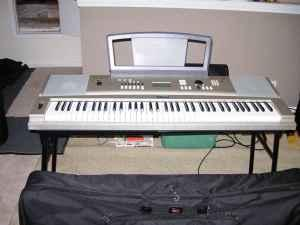 Yamaha ypg 235 keyboards clarksville tn for sale in for Yamaha ypg 235 manual
