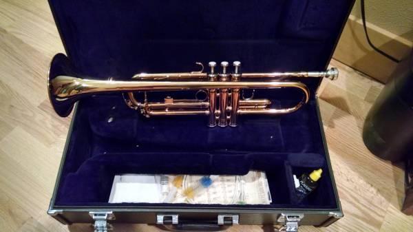 Yamaha YTR-2335 Bb Trumpet - $350