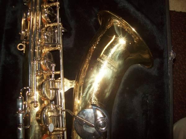 Yamaha YTS-23 Tenor Saxophone - $550