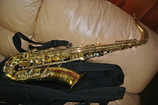 Yamaha yts 52 tenor sax for sale in northampton for Yamaha yfl225s flute sale