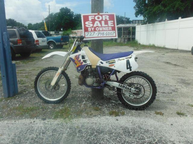 Yamaha Yz 250 2 Stroke Clean Classic For Sale In