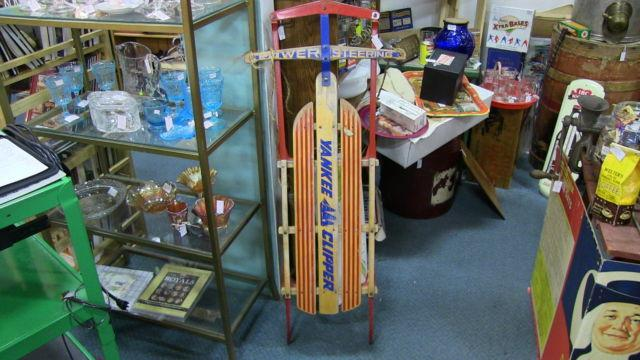 Yankee Clipper Sled