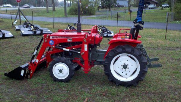 Yanmar 1500 Compact Tractor 4x4 With Loader Rome For Sale In Gadsden Alabama Classified