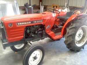 yanmar tractor 24hp - $2600 (lakeland)