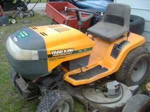 Yard King 22hp V Twin Hydostatic Masury For Sale In