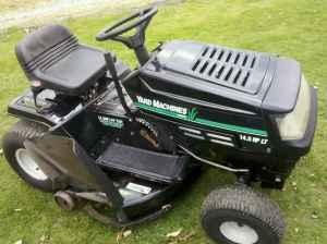 yard machine lawntractor - $450 (uniontown-masontown)