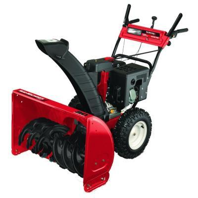 Yard Machines 30 in. Two-Stage Electric Start Gas Snow