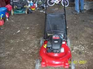 Yard Machines Pushmower - $100 (Waynesburg)