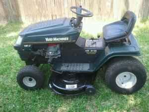 yard machine 42 inch deck