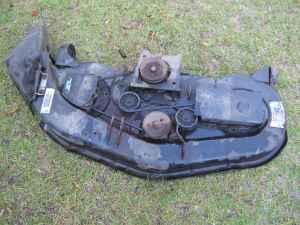 yard machine lawn mower deck parts