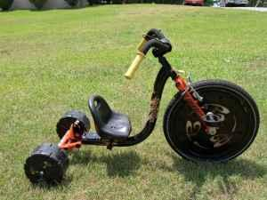 yerf dog big wheel tricycle ohatchee for sale in gadsden alabama classified. Black Bedroom Furniture Sets. Home Design Ideas