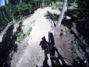 Yeti DH bike and parts (avon)