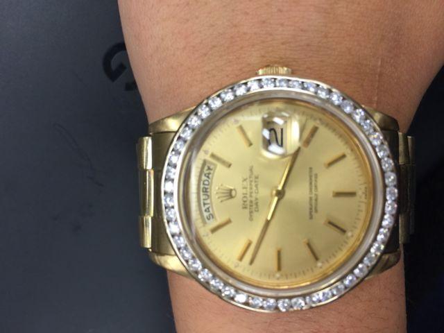 YG Men's Rolex- $10,000
