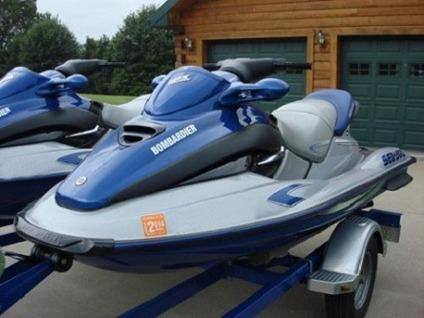 YGYEFG==System Bombardier TWO 2001 Sea Doo=[phone removed]