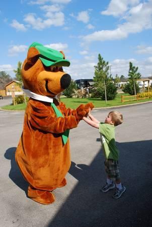 Yogi Bear S Jellystone Park Sparkles With Quality For Sale