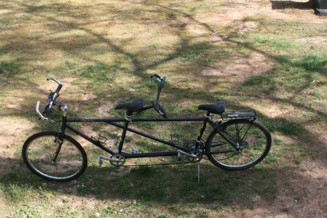 Yotoda Tandem Twin Peaks Bike