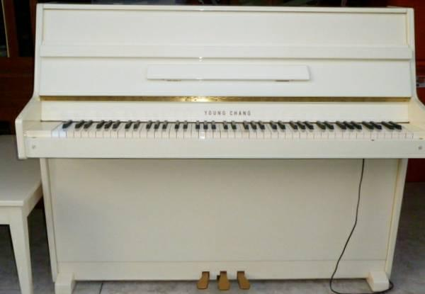 Young Chang Upright Piano E-101 A - $1300
