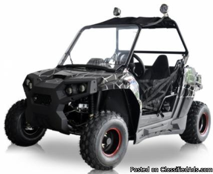 Youth 150cc Lightning UTV