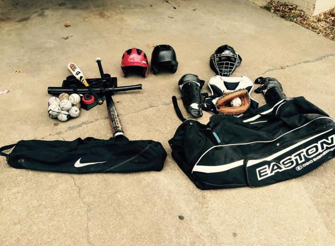 Youth Baseball Equipment