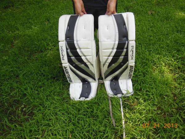 Youth Hockey Goalie And Player Equipment