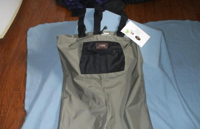 Youth Promo fly Fishing Waders XL