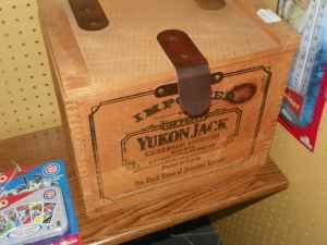 Yukon Jack Wooden Box 1325 Trafficway For Sale In