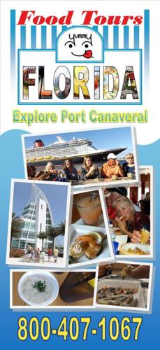Yummy Florida Food Tour, Explore Port Canaveral