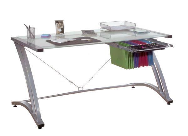 Staplescom  ZLine Matrix Glass Furniture Collection