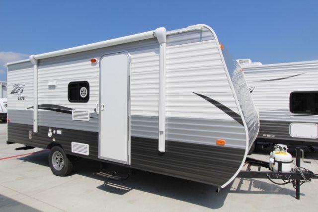 Z1 19BH TRAVEL TRAILER BY CROSSROADS (BUNKS) $12,922