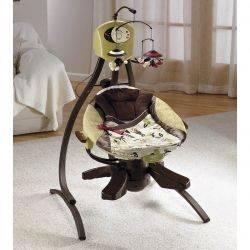 Zen Fisher Price Baby Swing Cradle