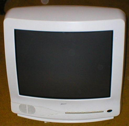 Zenith Television 21 Inch Screen with Remote Like-New
