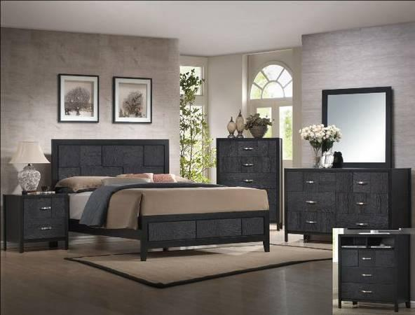Zero Money Down No Credit Check Gorgeous Bedroom Set On Sale For Sale In Humble Texas