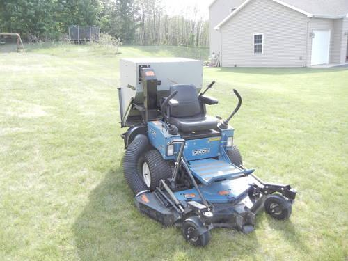Zero Turn Dixon Commercial Lawn Mower