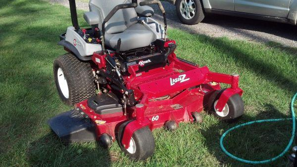 Zero Turn Mower 57 Hours Use Mount Gilead For Sale In