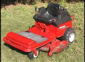"""ZERO TURN MOWER, SNAPPER 18HP 48"""" CUT - (HOLLY) for Sale ..."""