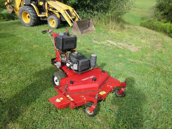 zero turn mower walk behind - $1295 (trumansburg)
