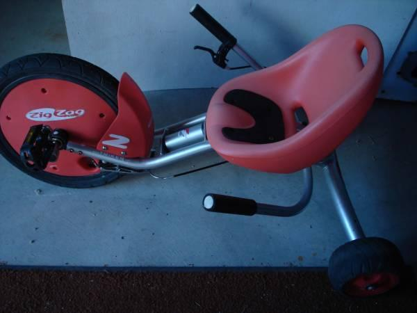 Craigslist Waco Texas >> Zig-Zag Triker tricycle - for Sale in Canyon, Texas ...