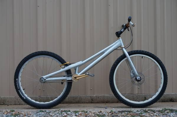 Zoo Pitbull Trials Bike - $700
