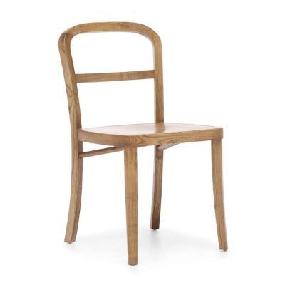 ZUO Fillmore Natural Chair (Set of 2)