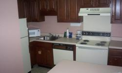 One bedroom one bathroom apartment home available for immediate occupancy. Enjoy Thanksgiving dinner from the comfort of your beautiful new apartment home! This floor plan is spacious. Kitchen comes l