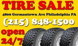 1 Used 225/50 R 17 Bridgestone Turanza EL400 TIRE.  Free WIFI Only: $19.95 Call (215) 837-6360 or (215) 848-1500 or visit our 24/7 facility at 4800 Germantown Avenue Philadelphia PA 19144.