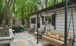 Quiet vacation in lake neighborhood, less than 10 minutes from Big Boulder and Lake Harmony!  http://frontporchparadise.weebly.com/index.html.  The Cabin: Front Porch Paradise. Updated and well cared