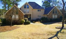 Columbia, SC Real Estate - 105 Pebble Creek Rd 29223 - Andrew Madden (803) 687 - 2260, www.maddenrealtygroup.comThis Gorgeous 5800 sq. ft., 5 Bedroom, 41/2 Bathroom home is located a private lake with